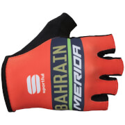 Sportful Men's Bahrain Merida BodyFit Pro Race Gloves