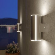 Chester Solar Up and Down Wall Light