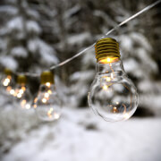 Lumify Vintage Bulbs USB Solar Vintage Bulb Lights