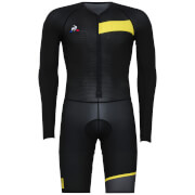 Le Coq Sportif Sprint Speed Suit - Black