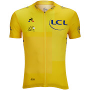 Le Coq Sportif Tour de France 2018 Leaders Official Jersey - Yellow