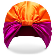 SILKE Hair Wrap The Poppy - Pink and Orange