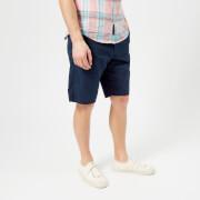 GANT Men's Relaxed Summer Shorts - Shadow Blue