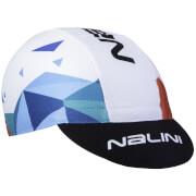 Nalini Vulcano CAP - White/Blue