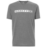 Oakley Men's 50-New Original T-Shirt - Heather Grey