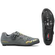Northwave Extreme GT Cycling Shoes - Grey/Gold