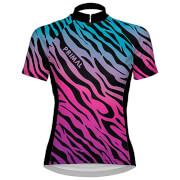 Primal Women's Aura Jersey - Pink/Blue/Black