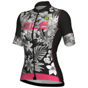 Alé Women's Formula 1.0 Sart Jersey - Black/Pink