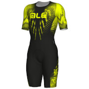 Alé R-EV1 Pro Race Skinsuit - Black/Yellow
