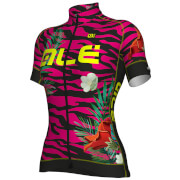 Alé Women's PRR 2.0 Flowers Jersey - Purple