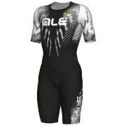 Alé R-EV1 Pro Race Skinsuit - Black/White