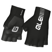 Alé Crono Gloves - Black/White