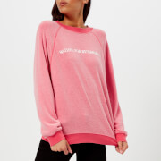 Wildfox Women's Retired Sweatshirt - Pigment Red Flare