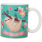 Sloth Heat Changing Mug