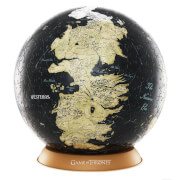 Game of Thrones 3D Globe Puzzle Unknown World (60 Pieces)