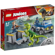 LEGO Juniors Jurassic World: Le camion de secours des raptors (10757)