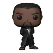 Figura Pop! Vinyl Pantera Negra (bata negra) - Marvel Black Panther