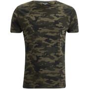 Brave Soul Men's Disguise Camo T-Shirt - Khaki