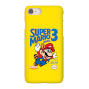 Nintendo Super Mario Bros 3 Phone Case for iPhone