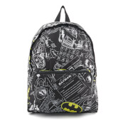 DC Comics Batman Logo Backpack - Black