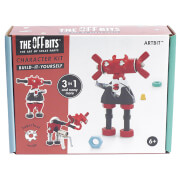 The Off Bits Robot Kit - Artbit
