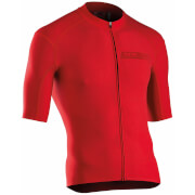 Northwave Ghost Jersey - Red