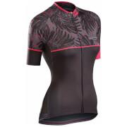 Northwave Women's Verve 3 Jersey - Black/Pink