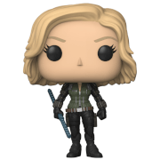 Marvel Avengers Infinity War Black Widow Funko Pop! Vinyl