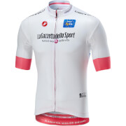 Castelli Giro D'Italia Giro Squadra Jersey - White