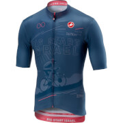 Castelli Giro D'Italia Israel Jersey - Blue