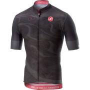 Castelli Giro D'Italia Finestre Jersey - Grey
