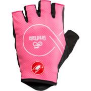 Castelli Giro D'Italia Gloves - Pink