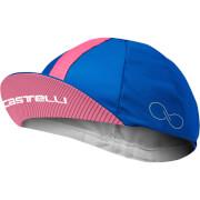 Castelli Giro D'Italia Cycling Cap - Blue