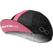 Castelli Giro D'Italia Cycling Cap - Black