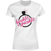 Harkle Sparkle Women's T-Shirt - White