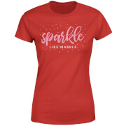Sparkle Like Markle Women's T-Shirt - Red
