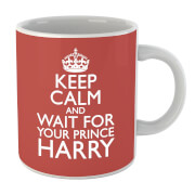 Keep Calm Wait Mug