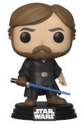 Figura Pop! Vinyl Luke Skywalker (con sable de luz) - Star Wars: Los últimos Jedi