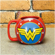 DC Comics Wonder Woman Shield Mug