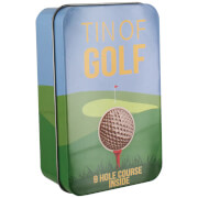 Tin of Golf - 9 Hole Course