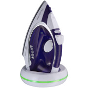 Russell Hobbs 23300 Freedom 2400W Cordless Iron - Purple