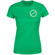 Pinch Free Zone Women's T-Shirt - Kelly Green