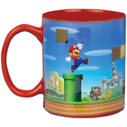 Super Mario Heat Change Mug