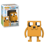 Adventure Time x Minecraft Jake Funko Pop! Vinyl