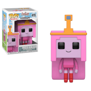 Adventure Time x Minecraft Princess Bubblegum Figura Pop! Vinyl