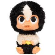 Fantastic Beasts Baby Niffler Black and White SuperCute Plush