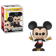 Disney Mickey's 90th Conductor Mickey Pop! Vinyl Figure