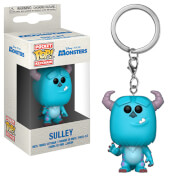 Monster's Inc Sulley Funko Pop! Vinyl Keychain