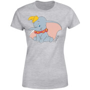 Disney Dumbo Classic Women's T-Shirt - Grey