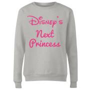 Princess Next Women's Sweatshirt - Grey